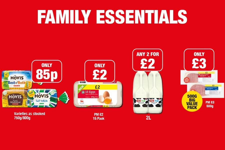 NP13-21 Family Essentials at Family Shopper