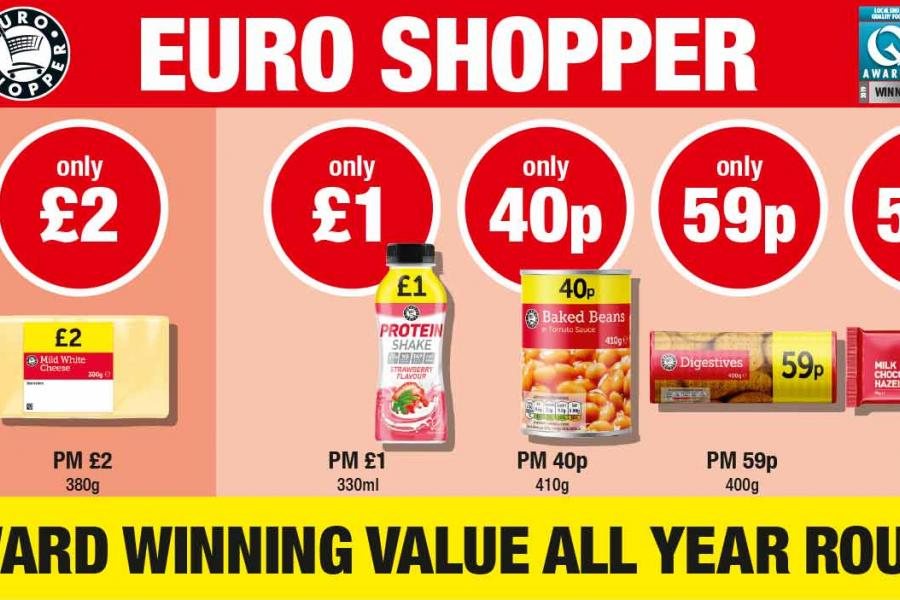 NP13 Family Shopper - Euro Shopper Deals