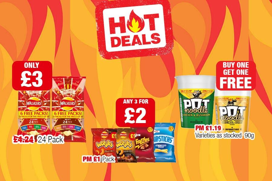 NP13 Hot Deals #1